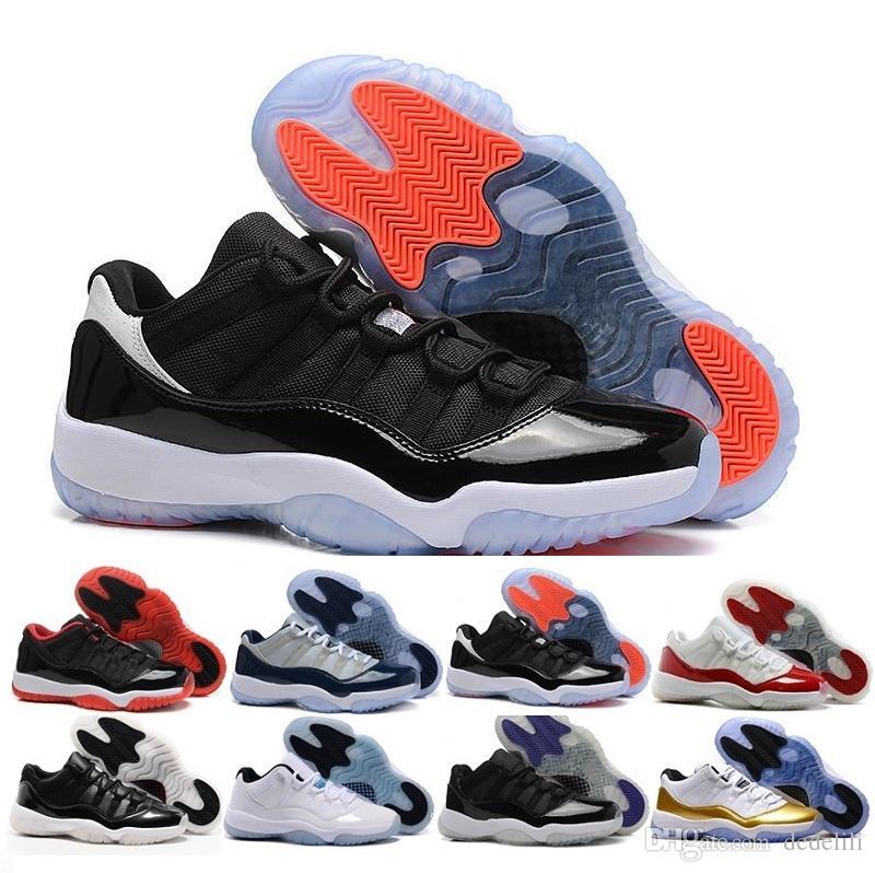 online store df4db c756e ... ireland großhandel aj air jordan retro 11 basketball hohe qualität 11  platz jam bred gamma blau