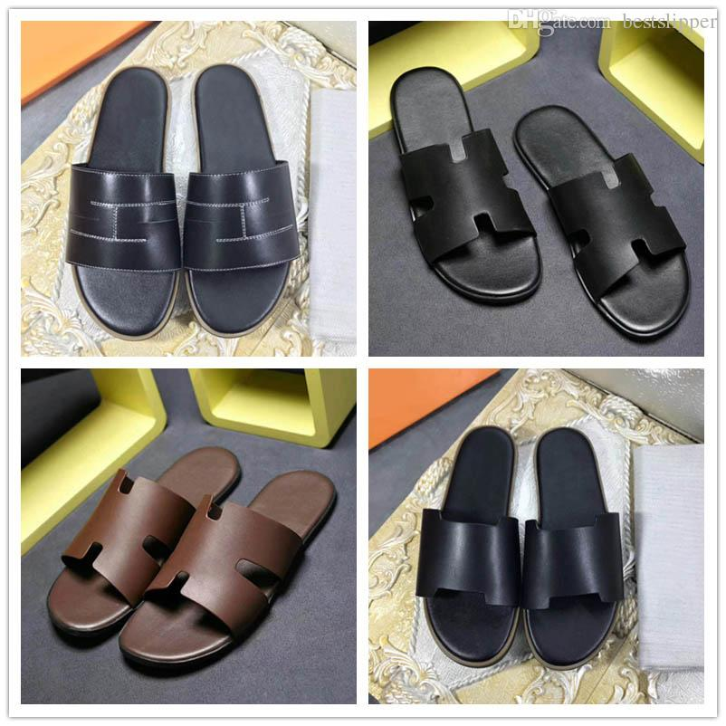4ed8c3750c5f74 Geometric Moccasins Flip Flops Flat Slippers Men Sandals Summer High  Quality Male Casual Outdoor Hiking Beach Lawn Leather Shoes Slides Online  with ...
