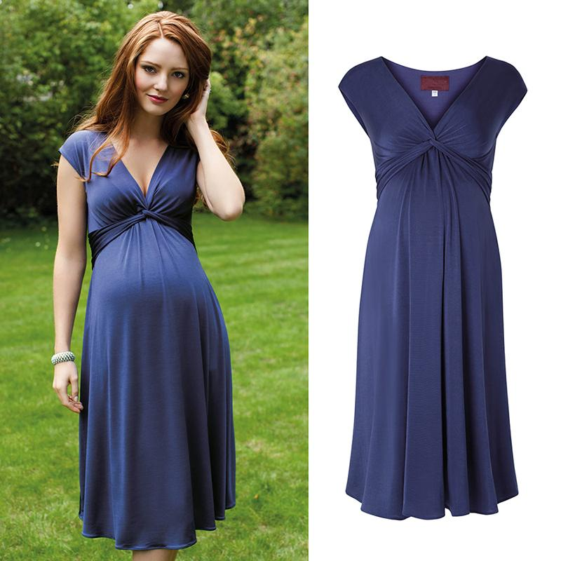 Maternity Eledresses For Pregnant Women Baby Shower Dress Maternity