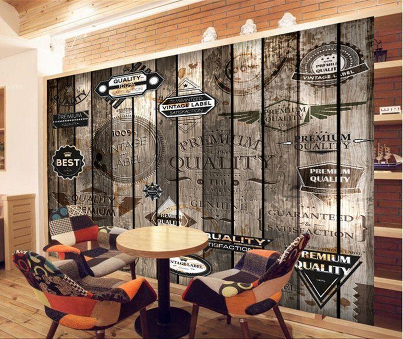 the retro retro board signs the bar cafe
