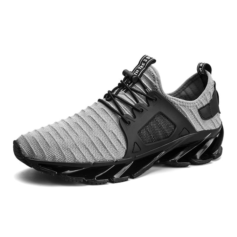 2019 Outdoor Sports Shoes New Design Blade Men Running Shoes Breathable  Cushioning Sneakers Men S Height Increasing Athletic Shoes From Oyzhiming 7fa73899e4e4