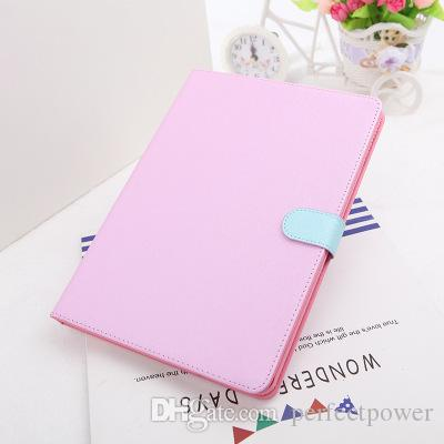 For iPad Pro 10.5 Case Candy Color Auto Sleep Smart Filp iPad 2 3 4 5 6 Air 2 mini 3 4 Pro 9.7