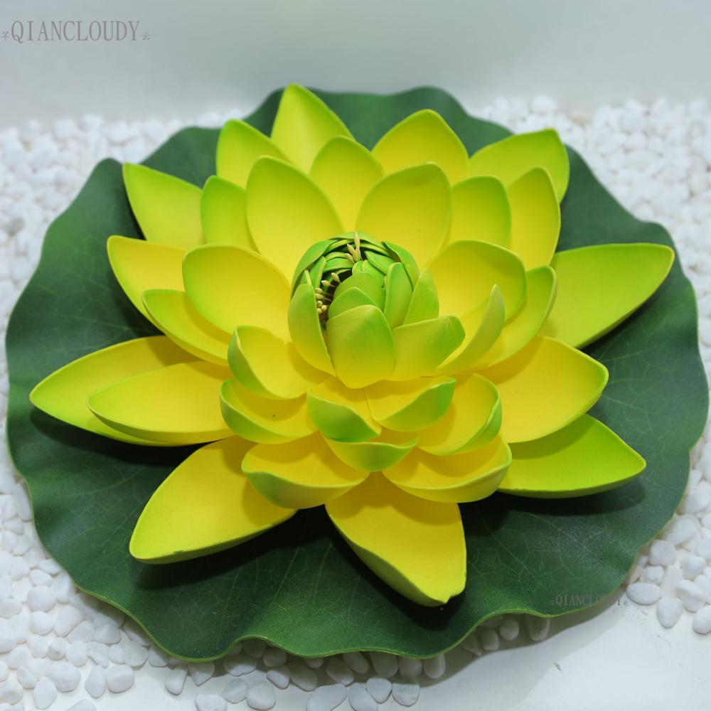 2018 edding decoration car retail artificial fake lotus leaf pond 2018 edding decoration car retail artificial fake lotus leaf pond flower lily flowers water plants wedding decoration mariage flores mightylinksfo