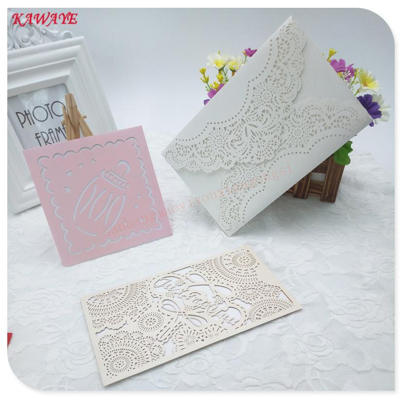 Romantic Wedding Invitation Card Multiple Style Wedding