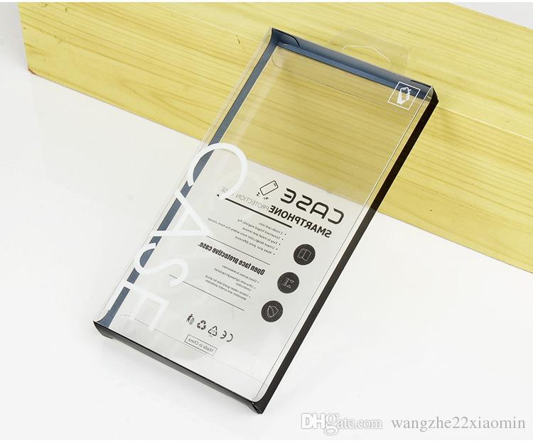 Коробка пакета PVC Логоса конструкции OEM пластичная для случая телефона для Samsung S9 S9 плюс розничный упаковывать волдыря