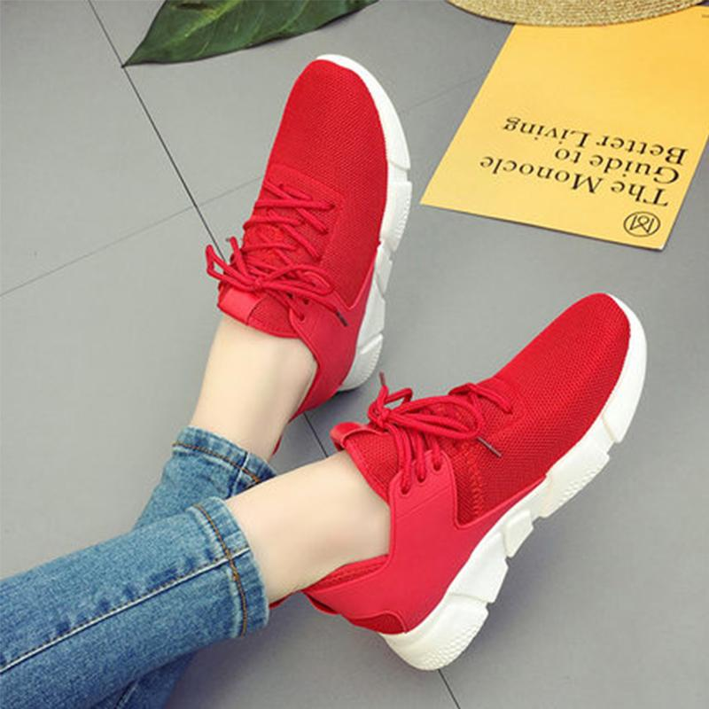 e41ddf0de3 Free shipping Spring 2018 Women sneakers shoes fashion men sneakers air  mesh female shoes feminino zapatos de mujer