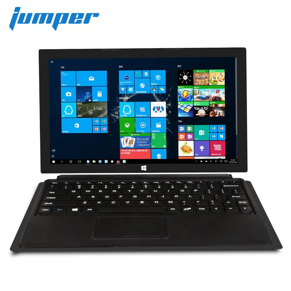 41c6c02bf Cheap Jumper EZpad 7s 10.8 1080P IPS Screen Tablet 2 In 1 Windows Tablet Pc  Intel Cherry Trail Z8350 4GB RAM 64GB EMMC Tablets HDMI High End Pc Home Pc  From ...
