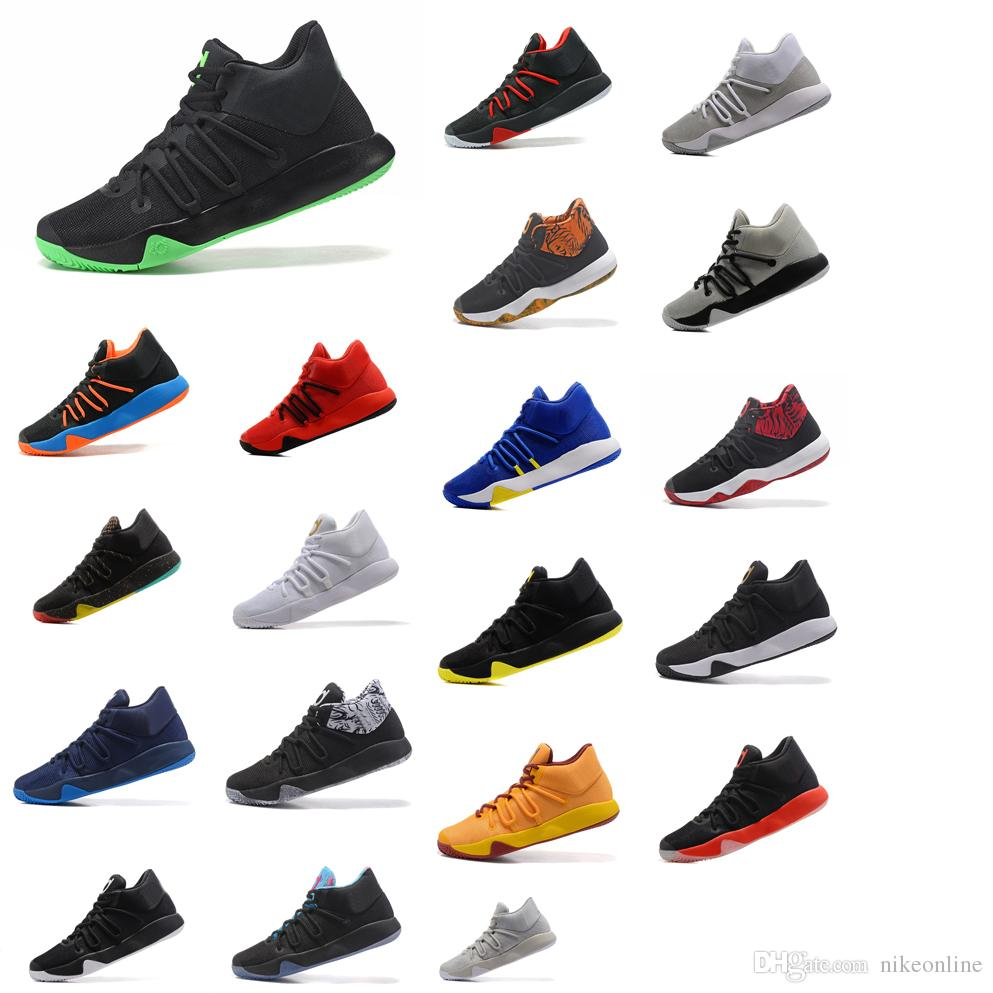 new product 754bb 45080 2019 Cheap Mens KD Trey 5 V EP Basketball Shoes Cool Grey Blue Thunder  Yellow Red Black Kds Kevin Durant Air Flights Sneakers Tennis For Sale From  ...