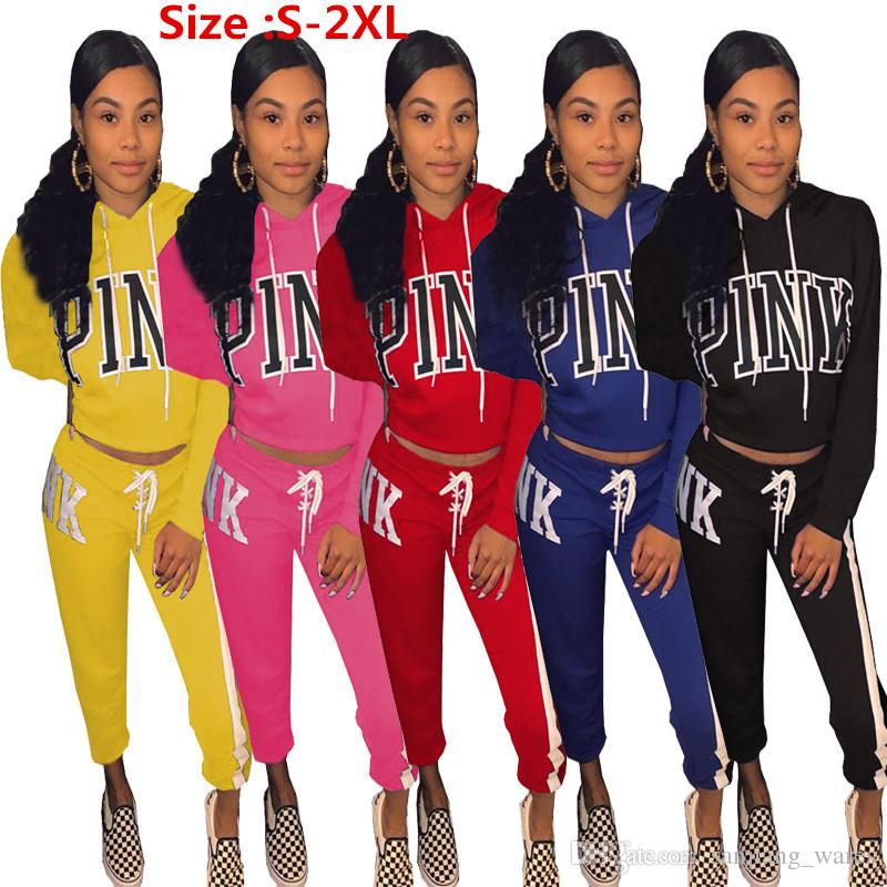 8dc283978 2019 Suit Dress Leisure Time Sexy Two Piece Suit Pullover Hoodies ...