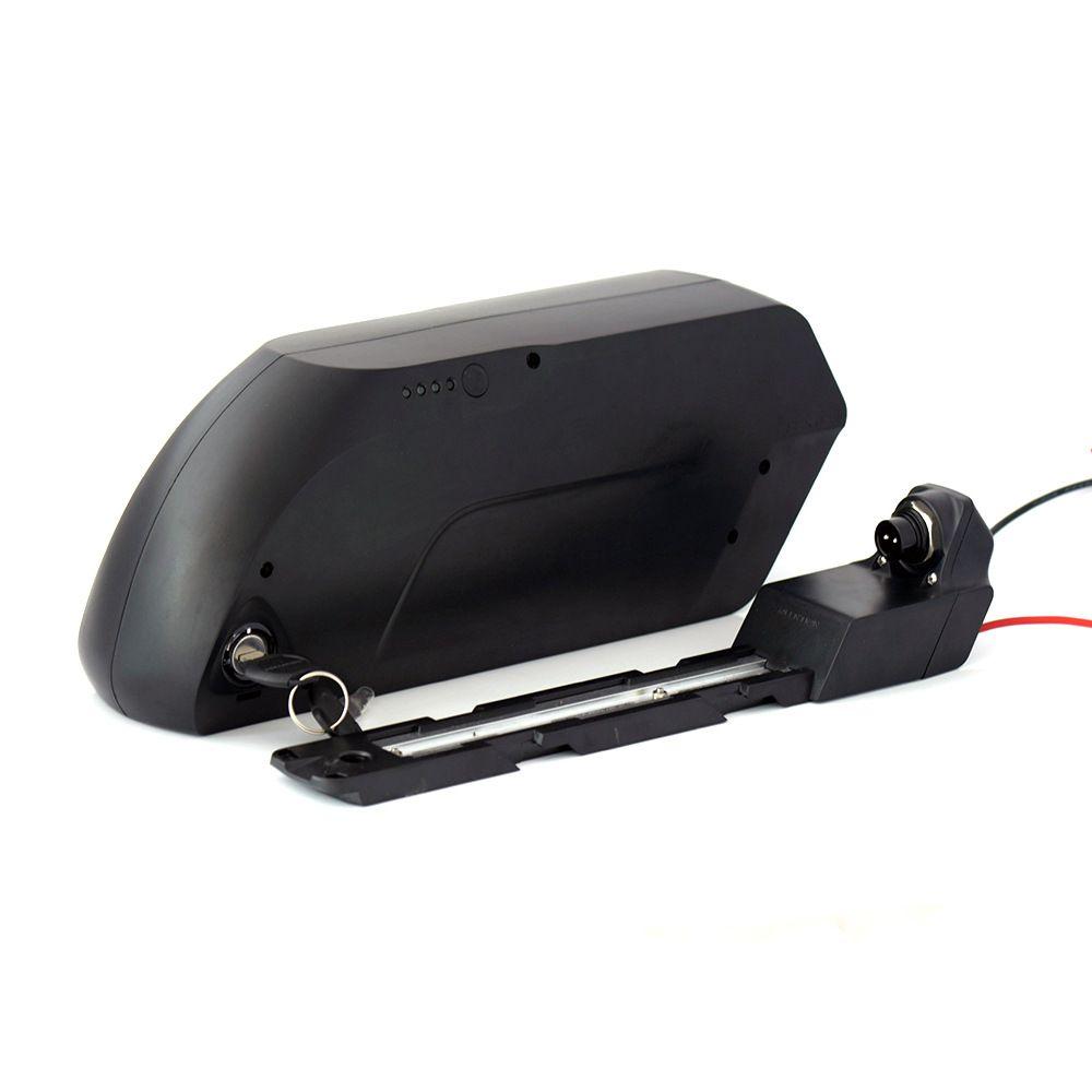 48V 17.5Ah NCR18650PF 13S5P pacco batteria ricaricabile bici elettrica agli ioni di litio tigre con protezione BMS con campionario in Cina