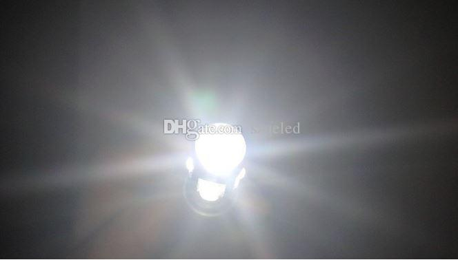 T10 25W 5 LED Auto Signal Lamp High Power White T10 W5W CREE Car LED Bulb Side Wedge Lamp Bulb Clearance Lights Marker Lamps