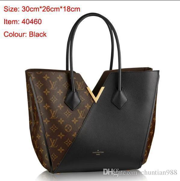 fceb7596ea46 LOUIS VUITTON Women Leather Handbags Famous Brand Kimono Shoulder Bags  Totes Messenger bags Totes Clutch GG MICHAEL 8 KOR Satchel LV