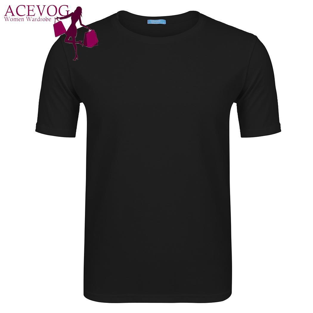 None Solid Fashion Men Casual O-neck Short Sleeve New Regular Fit Pullover T-shirt