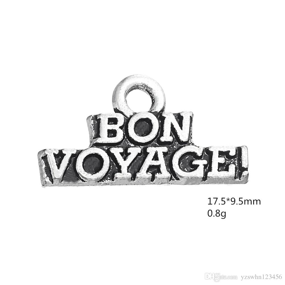 Bon voyage best wishes word charms