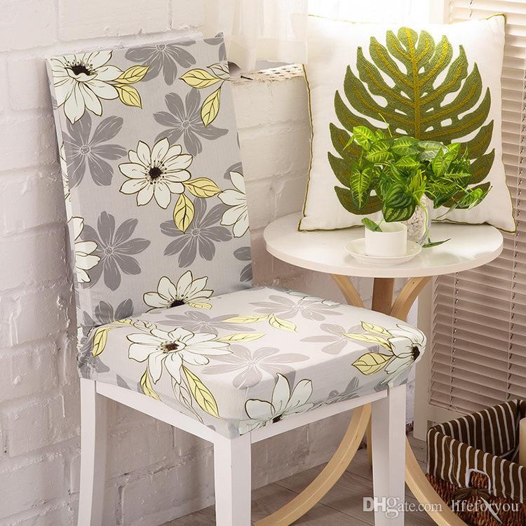 stuhlhussen elastische sitzbezüge für hochzeits- oder partydekoration heimtextilien hochzeitsbevorzugungen 54 designs zur auswahl