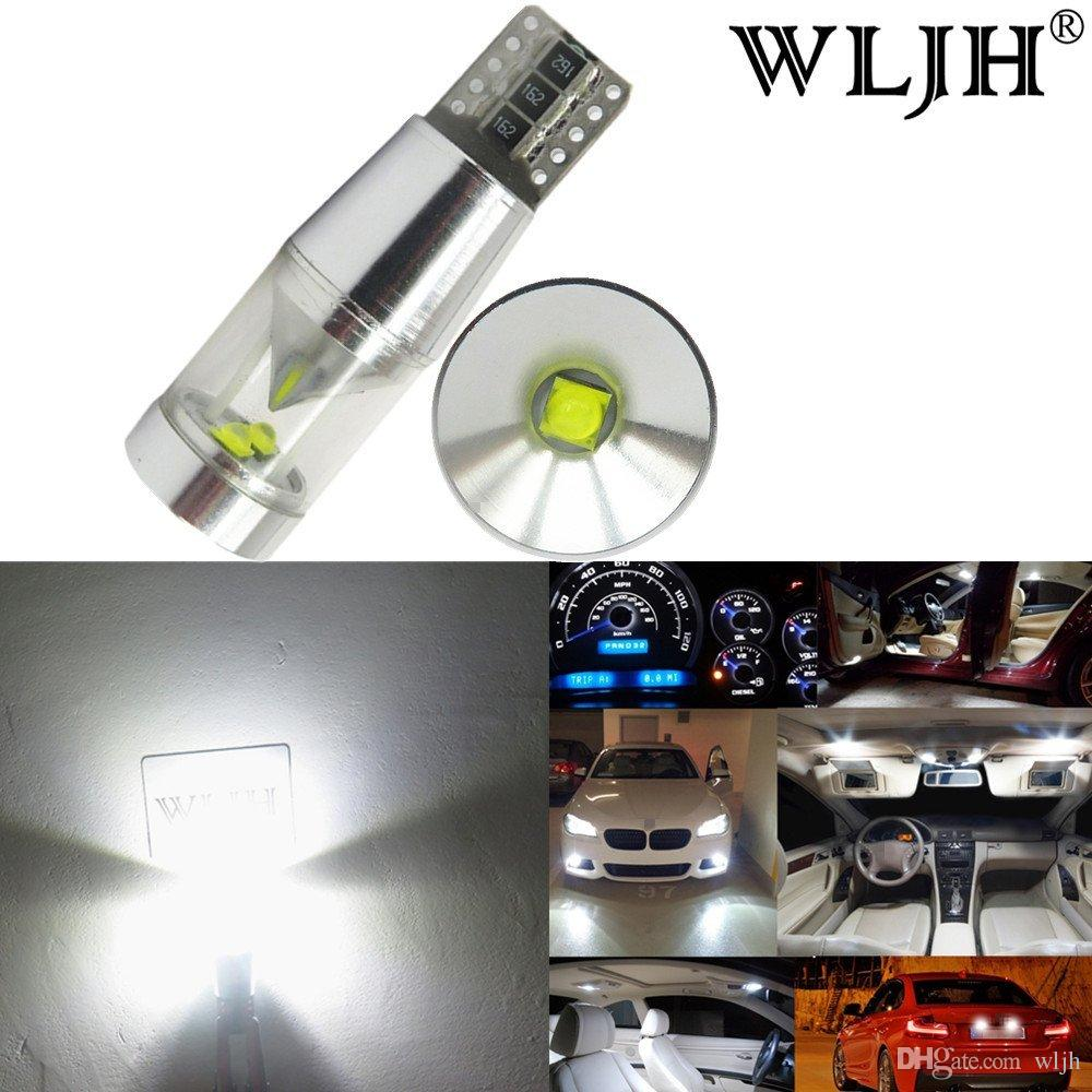Led Auto Lights >> Wljh T10 Led W5w Car Led Auto Lamp Clearance Led Position Parking