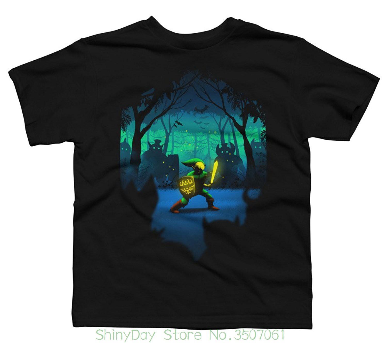 0336fb174 Compre Camiseta Estampada Con Cuello En V Manga Corta Para Hombres Camisetas  Summer Stree Twear Camiseta Estampada Con Estampado Juvenil Light Of  Courage A ...