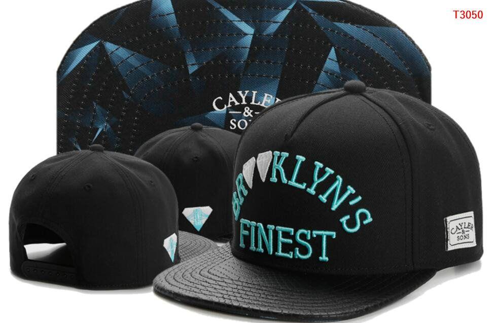 c5821ad41da CAYLER SONS Brklyn s Finest Fashion Snapback Hats Adjustable Caps ...
