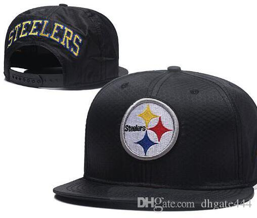 46a3a78b23d 2018 Fan S Store Outlet Sunhat Headwear Snapback Pittsburgh Hats Caps  Adjustable All Team Baseball Ball Snapbacks Hats Caps Lids From Dhgate444