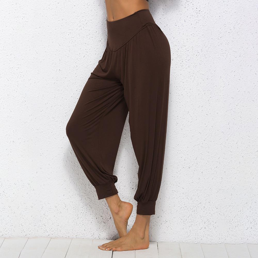 05ab80be20d Women Harem Pants Loose Women Ankle Length Plus Size Coffee Solid Work Out  Lantern Pants Trousers Casual Home Wear Online with  34.83 Piece on  Qinfeng06 s ...