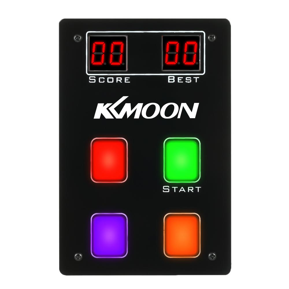 DIY Game Console Kit LED Light Game Player Childhood Games Machine Toy with Acrylic Case for Sequence Learning Memory Exercise