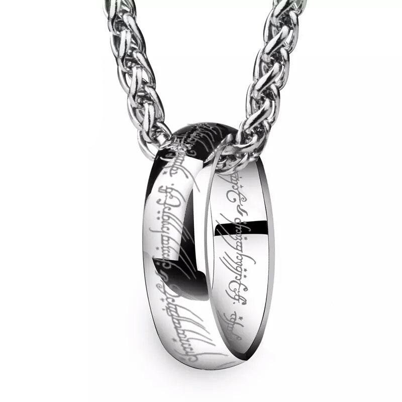 ea612c419cd074 Wholesale WAWFROK Men Colgante De Collar Stainless Steel Scripture Male  Necklace Pendant Acero Inoxidable Cadena Collar Jewelry T 060 Silver Heart  Pendant ...