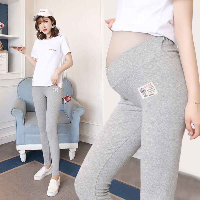 bd896edda7e9b 2019 01736# Low Waist Belly Maternity Legging 2018 Autumn Winter Slim  Skinny Leggng Pants Clothes For Pregnant Women Pregnancy Wear From Bdshop,  ...