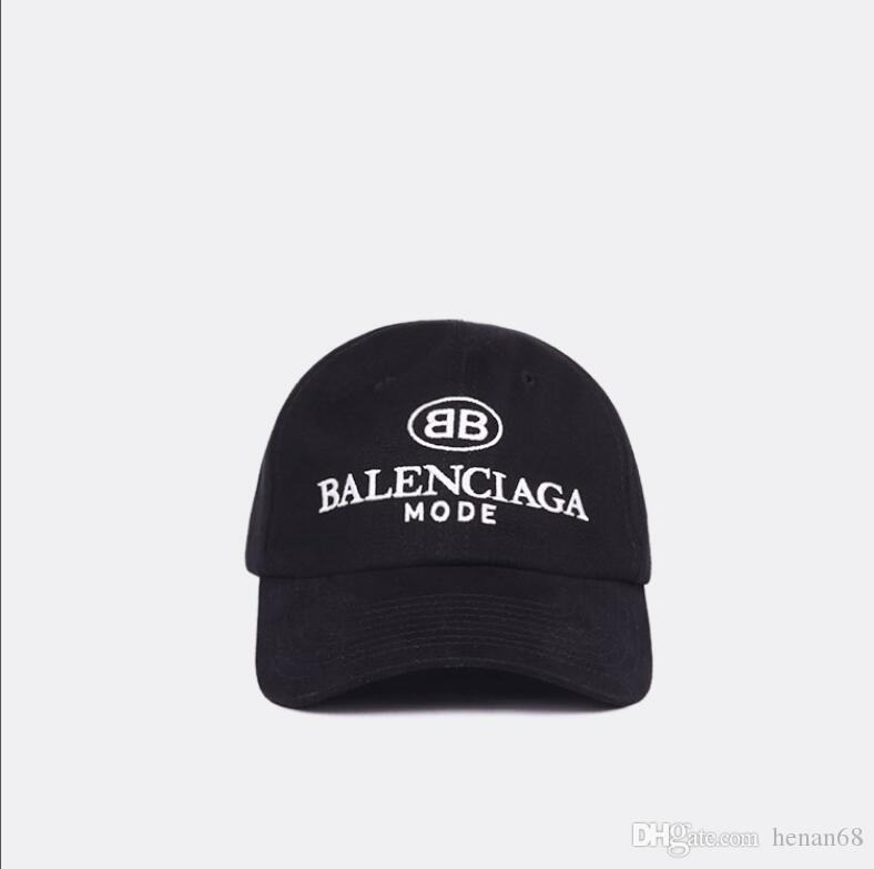 New Design Men Women Snapbacks Snap Back Sports Hat Soft Top Baseball Cap  Adjustable Sons Men S Caps High Quality 0850 Fitted Caps Black Baseball Cap  From ... f42db53bf3e6