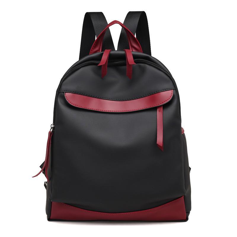 11eefba1d 2018 New Women Backpack Causal Nylon Back Pack High Quality Female Shoulder  Bag School Backpacfor For Teenagers Girls Backpack Brands Rucksack Backpack  From ...