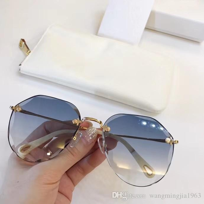 5271fd03c3 New Fashion Sunglasses Women Brand Designer Sunglasses for Women Men ...