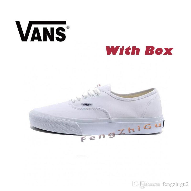 5d271182cb8 Original New Arrival⠀Vans Sneakers Mens   Womens Classic Old Skool ...