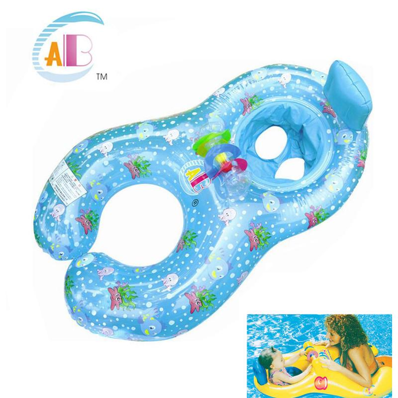 2018 Baby Seat Float Ring Newborn Swim Trainer Mother And Child ...