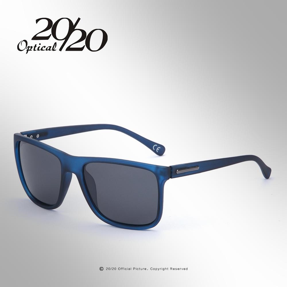 Compre 20 20 Marca Óculos Polarizados Homens Uv400 Clássico Masculino  Óculos Quadrados Condução Óculos De Viagem Gafas Oculos Pl243 De  Shuiyan168, ... 38a4b8292c