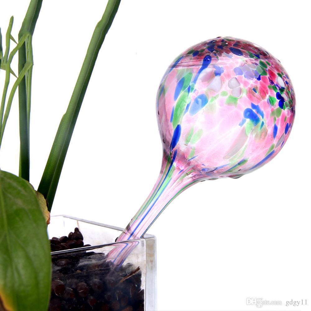 Cam Otomatik Sulama Küre Bitkileri Çiçekler Sulama Topu / sulama küre / Damla sulama ekipmanları / Ev akıllı Su sızıntı aracı