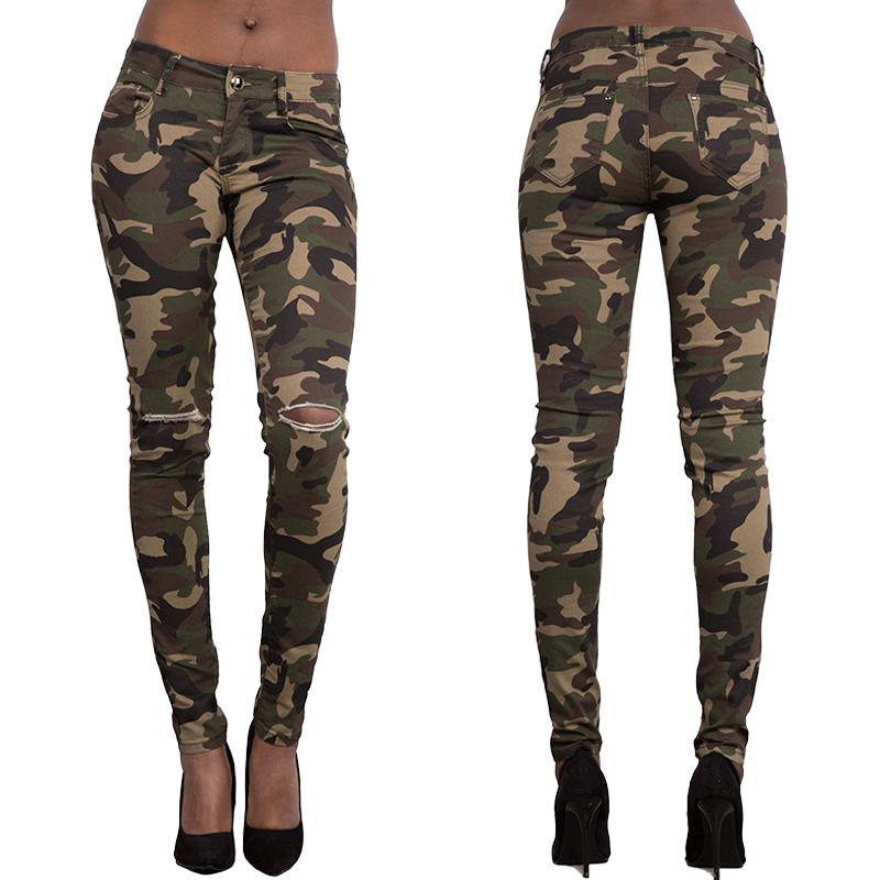 Acheter Haute Qualité Femmes Leggings Haute Élastique Maigre Camouflage  Legging Printemps Été Minceur Femmes Loisirs Jegging Pantalon S18101604 De   25.02 Du ... 2338045b858