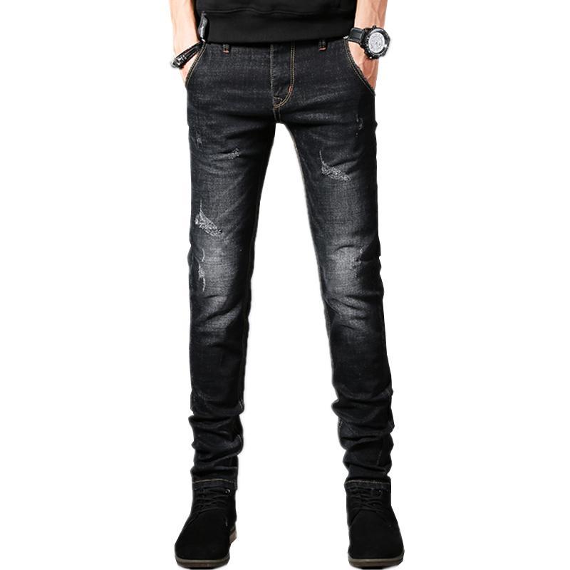 Herbst 27 Stretch Soft 36 Teen Größe Jeans Herren Kleine Großhandel rCtshxQd