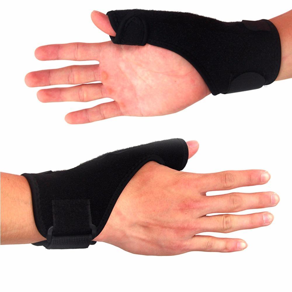 2019 Left/Right Thumb Wrist Support Brace Guard Support Splint Stabiliser  Sprain Arthritis Spica Drop Ship From Shanquanwat, $34.09 | DHgate.Com