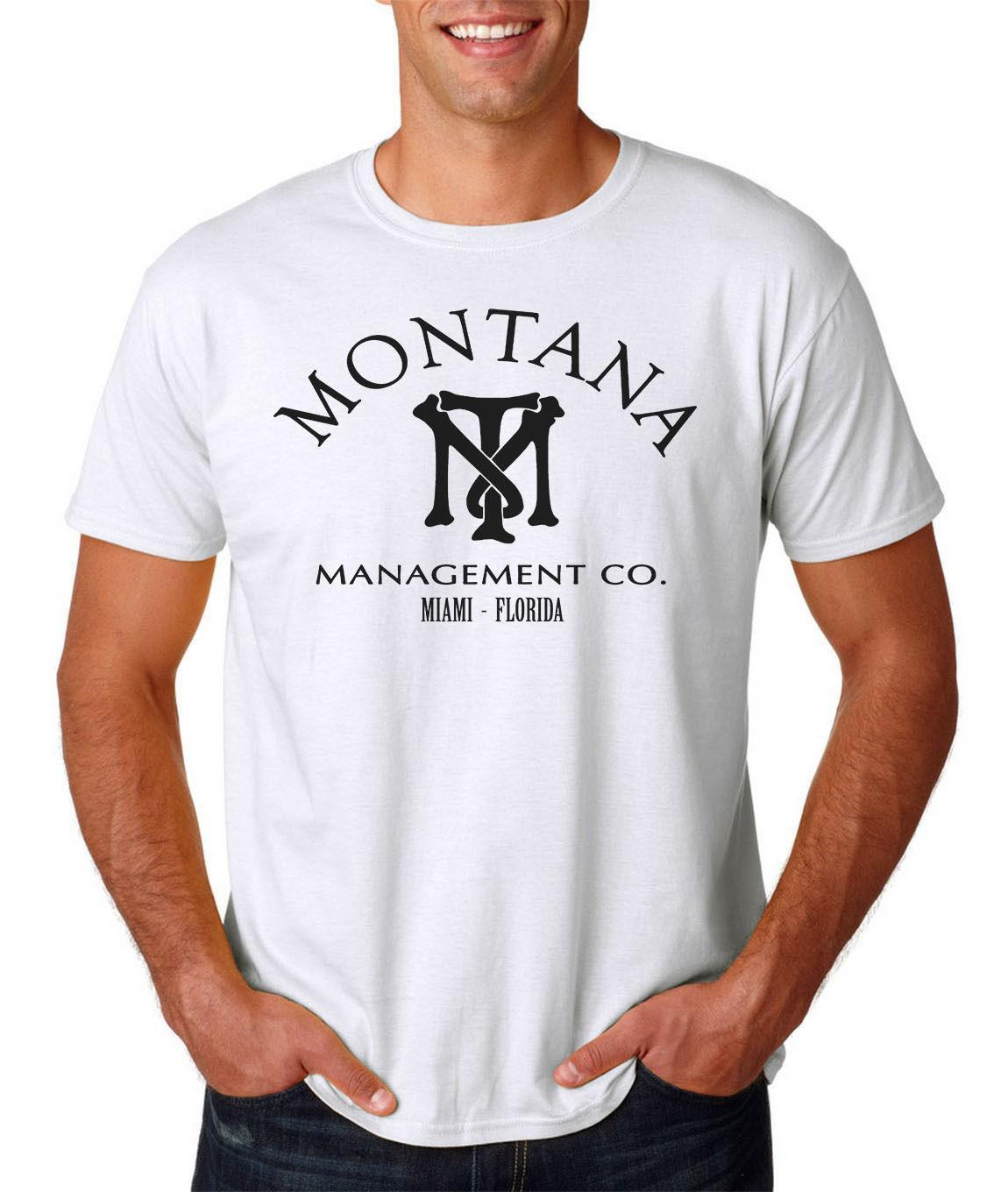 Grosshandel Montana Management Co T Shirt Scarface Die Welt Ist Dein
