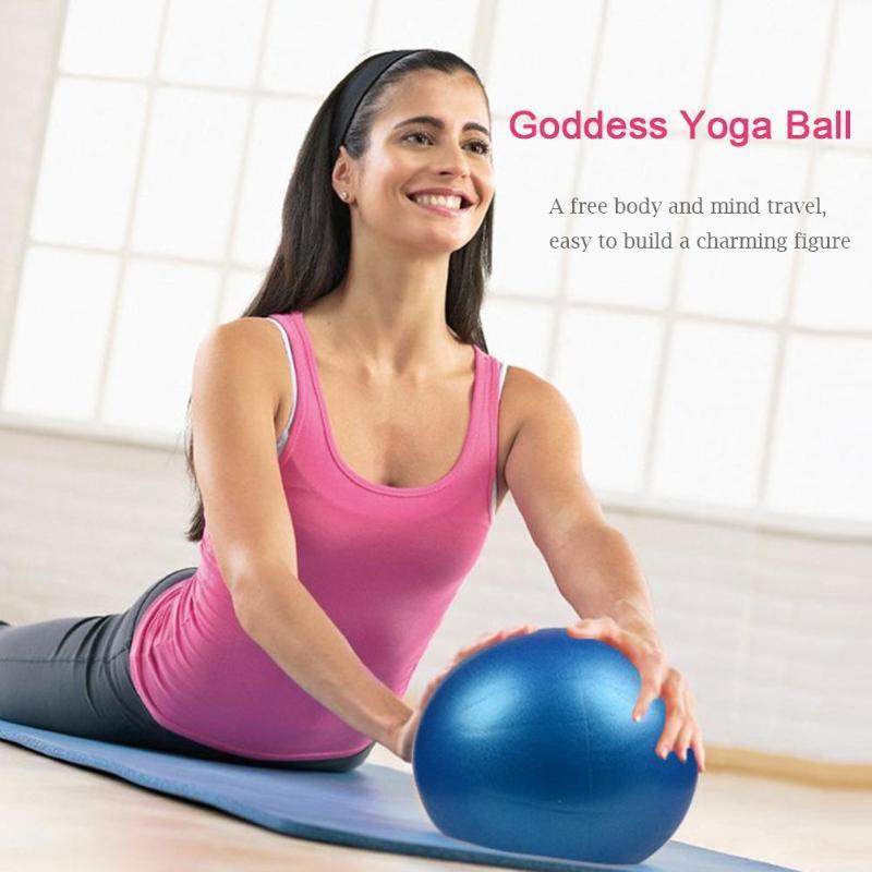 Acheter Fitness Ballon De Yoga Utilitaire Anti Dérapant Pilates Balle  D équilibre Sport Fitball Sport Fitball Balles De Preuve Anti Dérapant Pour  Fitness ... 10c64d741ca2e