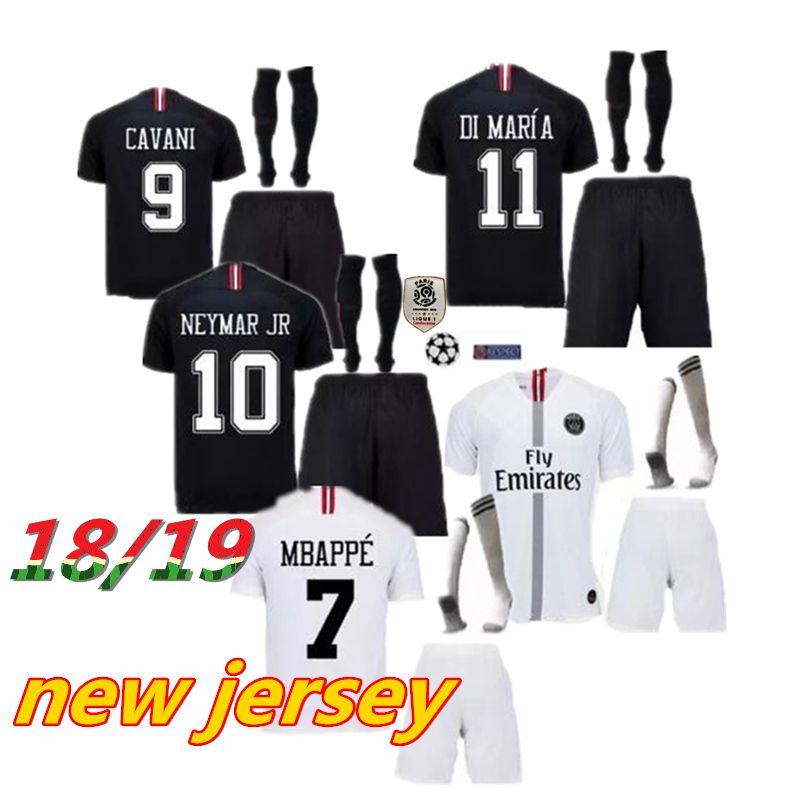 competitive price ff7b7 33ac5 2018 Psg kit jersey 18 19 Champions League MBAPPE CAVANI VERRATTI TRACKSUIT  MARIA Jordam football maillot de foot