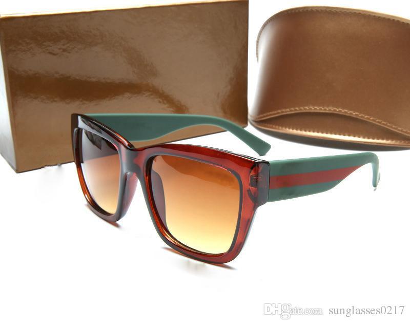 2d240b2b8247 A+ QUALITY Luxury Brand Women Men Sunglasses Fashion Vintage ...