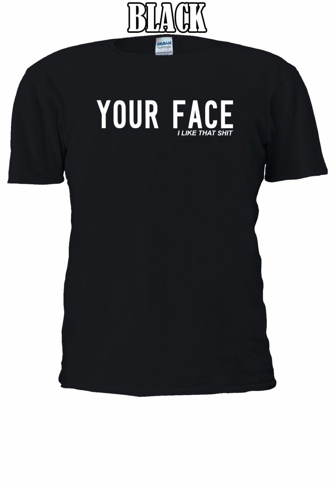 Shirt J'aime Débardeur Ça Visage Sh Tumblr Votre Veste T Acheter zZpx00