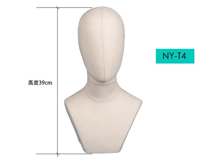 أزياء جديدة وصوله عارضة أزياء رئيس المعرضة رئيس نمط مختلف صنع في الصين
