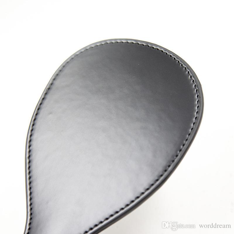 Садо-мазо кнут Flogger задницу порка искусственная кожа весло рабства раба во взрослых играх для пар фетиш секс-игрушки для женщин мужчин - HP13
