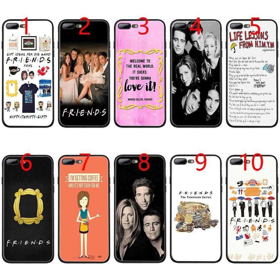 iphone xr friends phone case