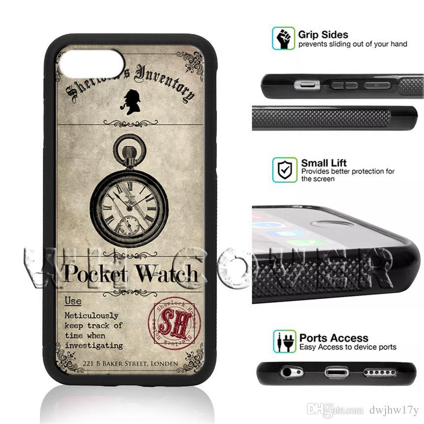 coque iphone 6 sherlock holmes