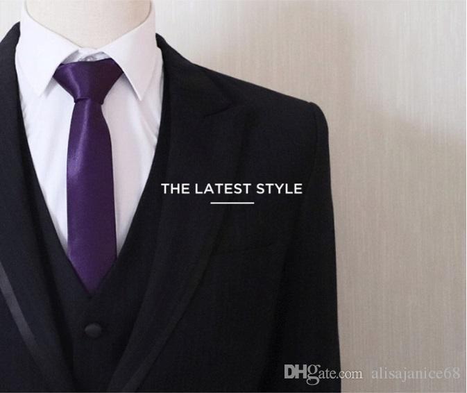 in stock tie 5 cm teenagers business suits korea professional
