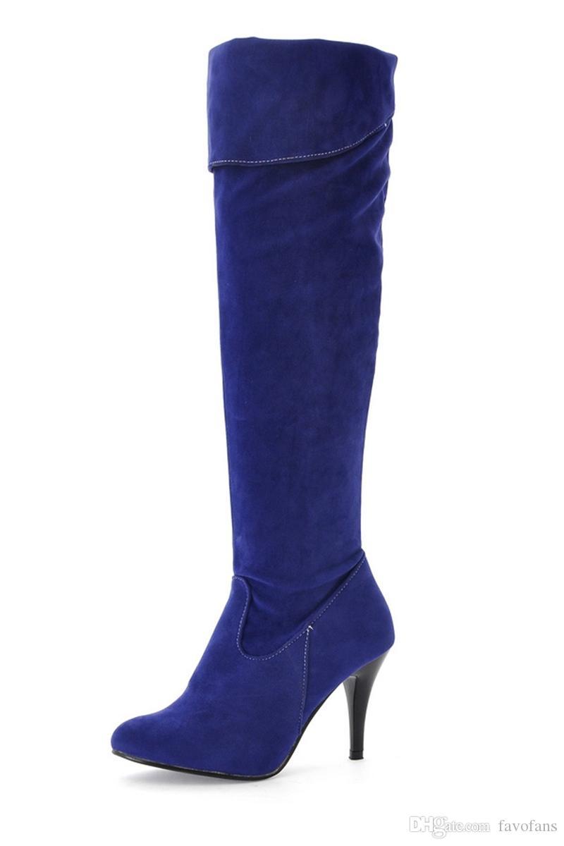 36, (Farbe Schuhe Reißverschluss Stiefel Kunstleder männlich