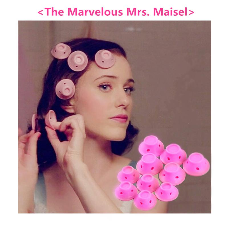the same curler with marvelous mrs maisel pink blue mixed peco