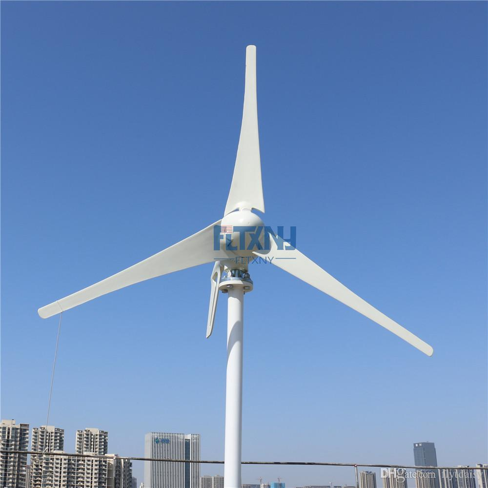 Free shippingh! 200w wind turbine 12v/24v for home use streetlight and yacht electricity supply urgent power station